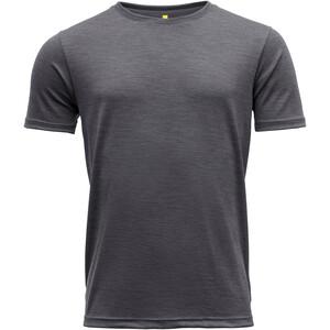 Devold Eika T-Shirt Herren grau grau