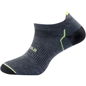 Devold Energy Low-Cut Socken dark grey dark grey