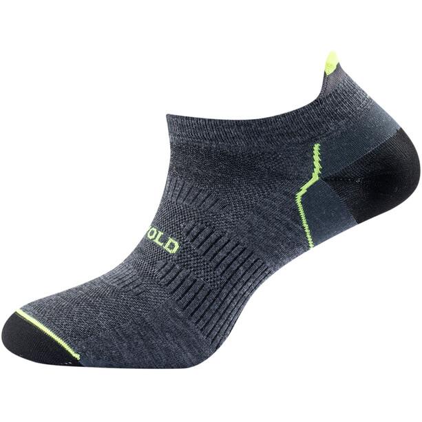 Devold Energy Low-Cut Socken dark grey