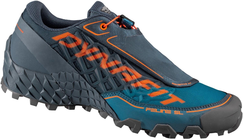Dynafit Feline SL Shoes Men bluejayshocking orange