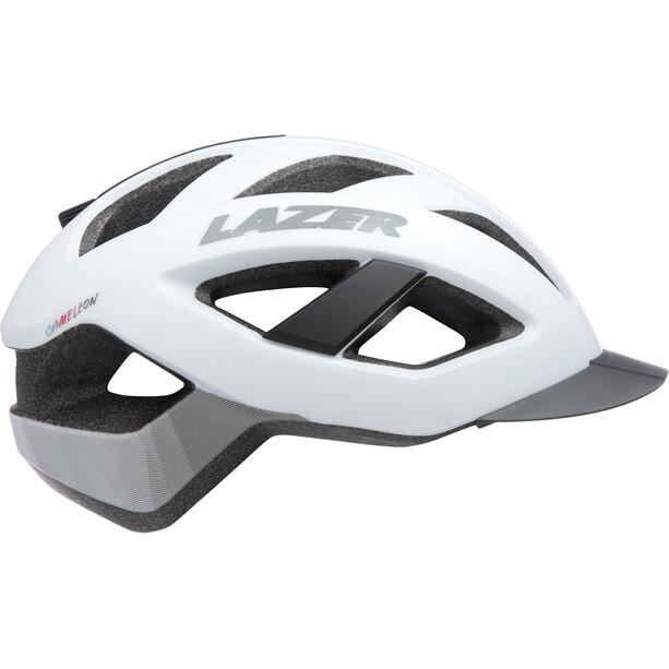 Lazer Cameleon Helm mit Insektenschutznetz matte white