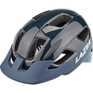 Lazer Gekko Helmet with Insect Net Kids dark blue dark blue