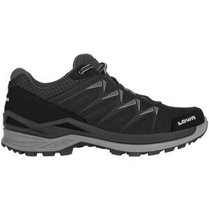 Lowa Innox Pro GTX Matalat Kengät Miehet, musta/harmaa musta/harmaa