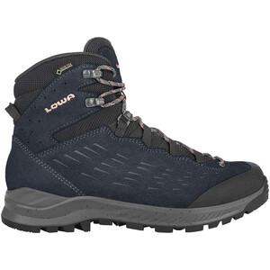 Lowa Explrr GTX Chaussures de trekking mi-hautes Femme, bleu bleu