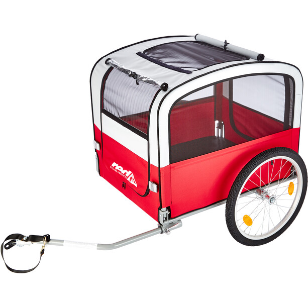 Red Cycling Products Remorque pour chien XL, rouge/gris