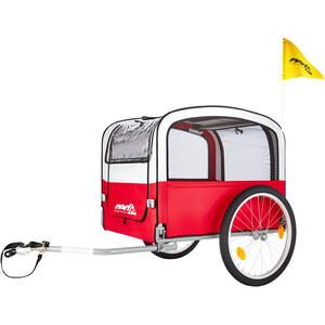 Red Cycling Products Remolque para perros XL, rojo/gris rojo/gris