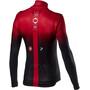 Castelli Team Ineos Thermal Langarm Trikot Herren dark red