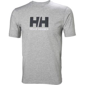 Helly Hansen HH Logo Bluzka z krótkim rękawem Mężczyźni, szary szary