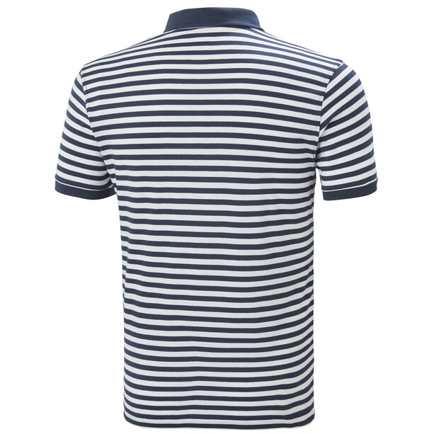 Helly Hansen Fjord Poloshirt Heren, blauw