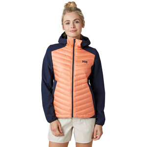 Helly Hansen Verglas Light Jacke Damen melon melon
