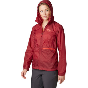 Helly Hansen Vana Windbreaker Jacke Damen oxblood oxblood