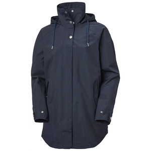 Helly Hansen Valentia Rain Coat Women navy navy