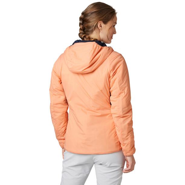 Helly Hansen Odin Stretch Hooded Insulator Jacket Women melon