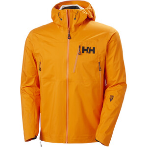 Helly Hansen Odin 3D Air Shell Jacket Men papaya papaya