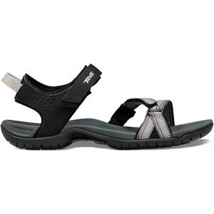 Teva Verra Sandalen Damen schwarz schwarz