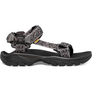 Teva Terra Fi 5 Universal Sandalen Herren schwarz schwarz