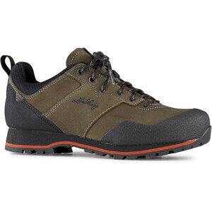 Lundhags Strei Chaussures à tige basse, olive/gris olive/gris