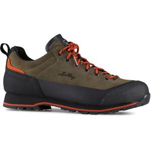 Lundhags Bjerg Low-Cut Schuhe oliv/schwarz oliv/schwarz