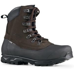 Lundhags Tjakke Mid Boots brown/black brown/black