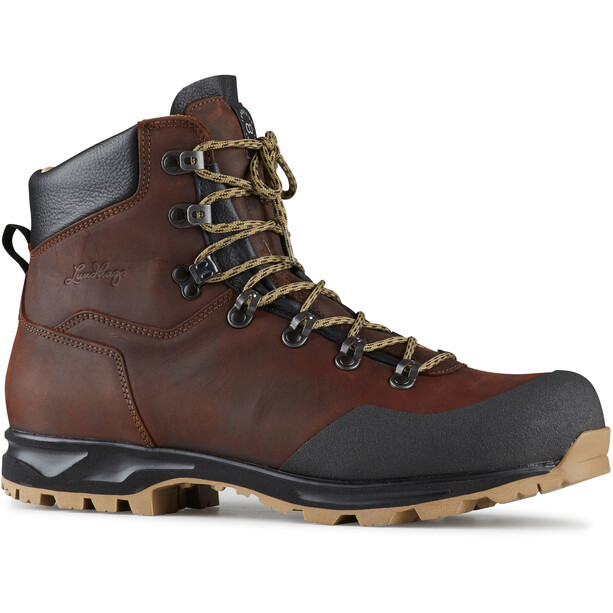 Lundhags Stuore Mid Boots Men brun