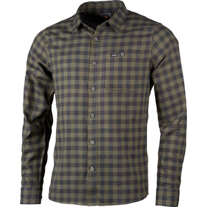 Lundhags Ekren LS Shirt Men oliv oliv