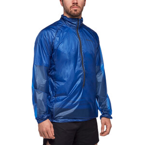 Black Diamond Deploy Wind Shell Jacke Herren ultra blue ultra blue