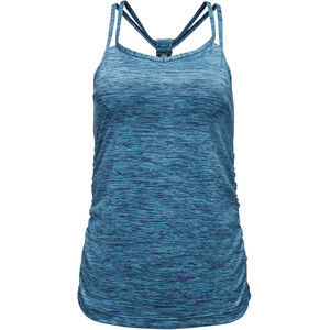 Black Diamond Six Shooter Tank Top Damen fjord blue fjord blue