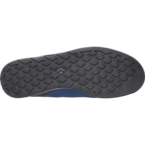 Black Diamond Session Schoenen Heren, blauw/grijs