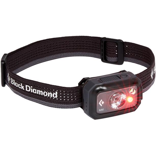 Black Diamond Revolt 350 Stirnlampe graphite