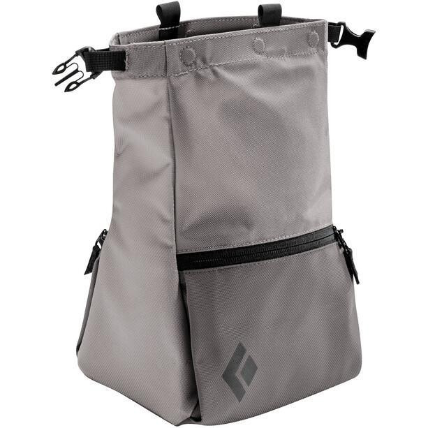 Black Diamond Mondo Chalk Bag grau