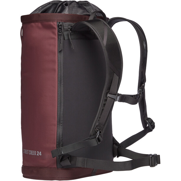 Black Diamond Street Creek 24 Rucksack bordeaux
