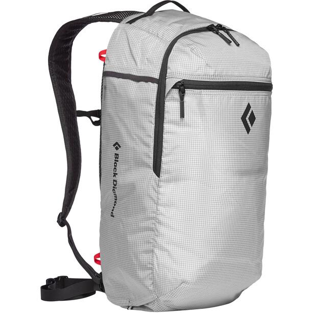 Black Diamond Trail Zip 18 Sac à dos, alloy
