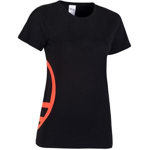 Wild Country Logo T-Shirt Damen schwarz schwarz