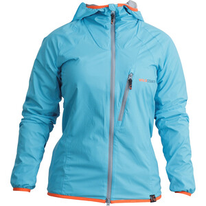 Wild Country Dynamic 2 Jacke Damen cyan blue cyan blue