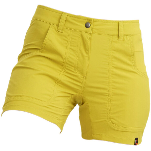 Wild Country Mission Shorts Damen kamille yellow