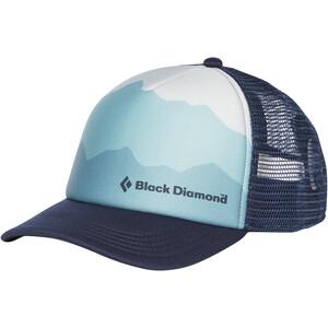 Black Diamond Trucker Hat Women blå blå