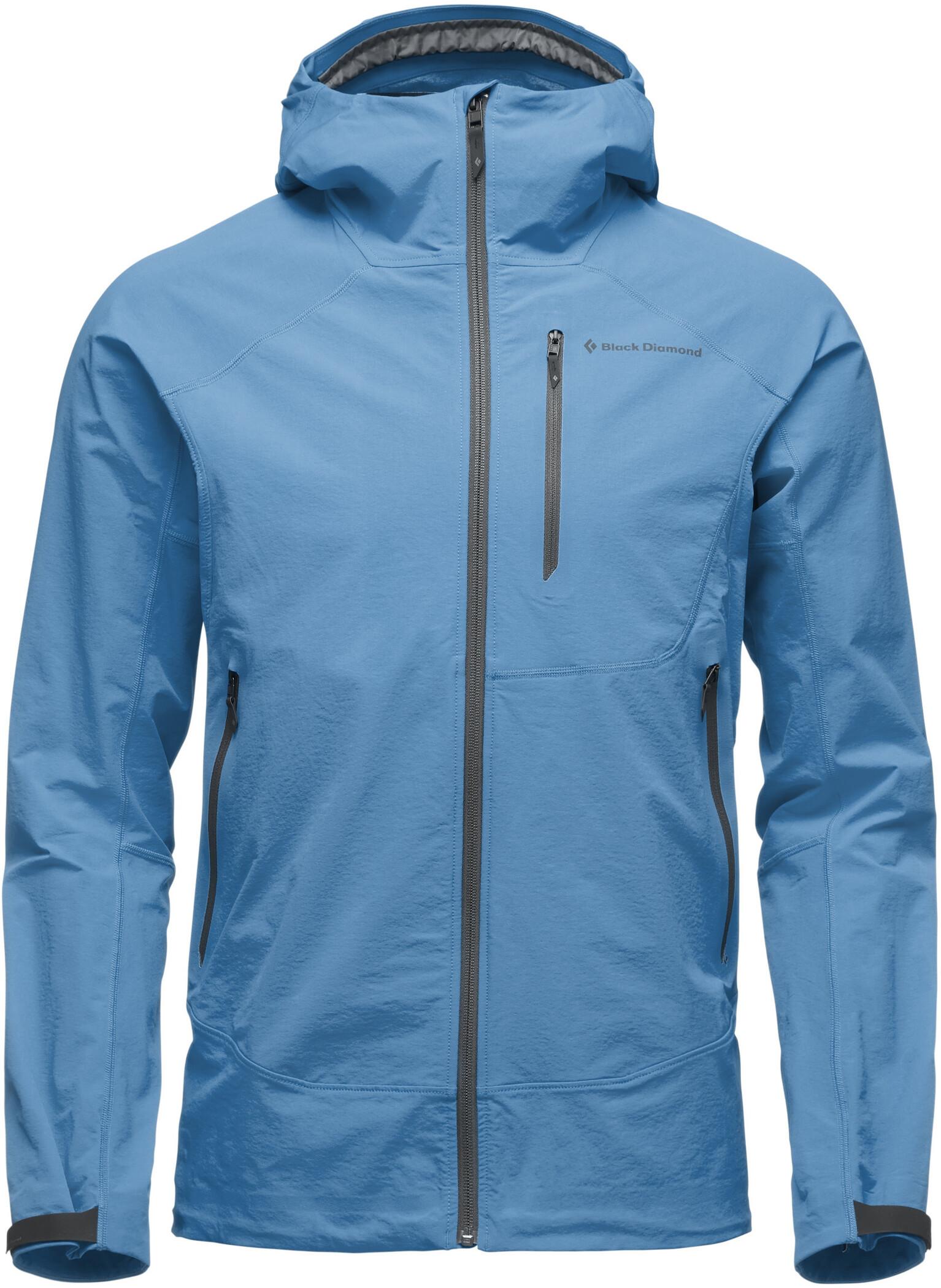 Bergans Slingsby LT Softshell Jacket Herr dark navywhite