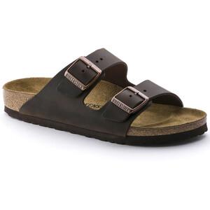 Birkenstock Arizona Sandals Oiled Leather Brun Brun