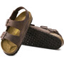 Birkenstock Milano Sandals Oiled Leather Regular habana