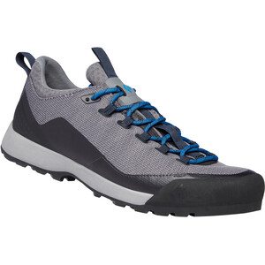 Black Diamond Mission LT Shoes Men nickel/ultra blue nickel/ultra blue