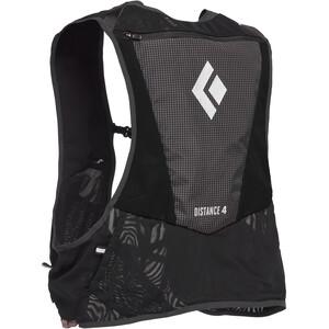 Black Diamond Distance 4 Hydration Vest L black black