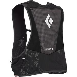 Black Diamond Distance 4 Hydration Vest XS-S black black
