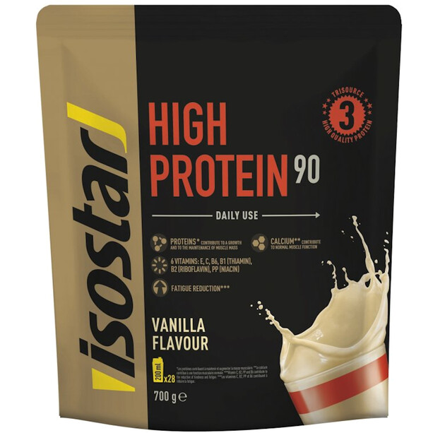 Isostar High Protein 90 700g Vanille