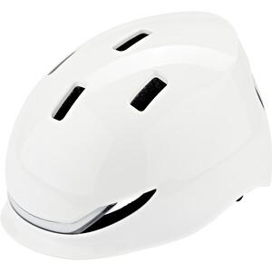 Lumos Matrix Helm jet white jet white