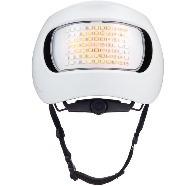 Lumos Matrix MIPS Helm jet white
