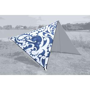Bent Canvas Allover Set Neuseeland octopus print/zipper black octopus print/zipper black