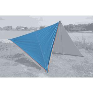Bent Canvas Plain Set blau blau