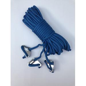 Bent Guy Ropes light blue light blue