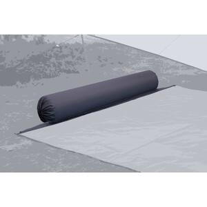Bent XL Lounger Plain Coussin, gris gris