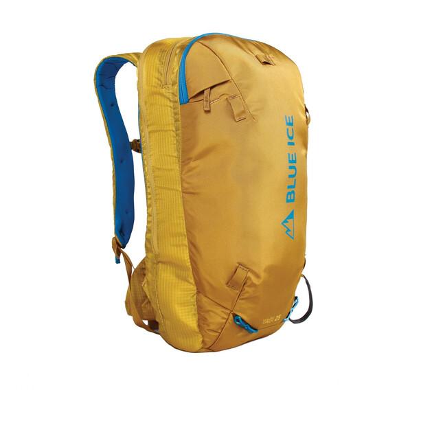 Blue Ice Yagi Pack 25L, geel/blauw